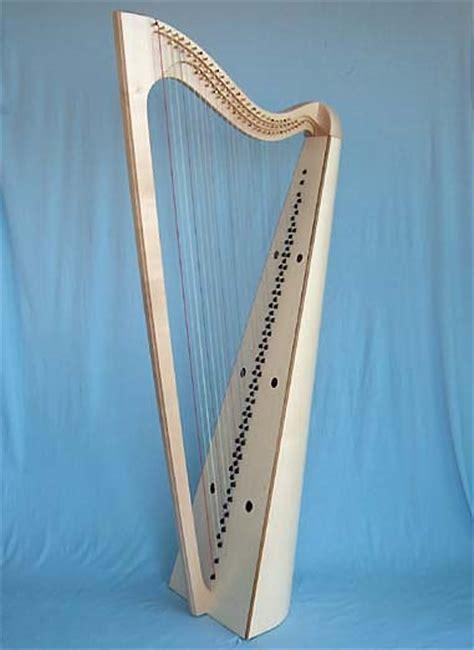 Peti Triplek harpe baroque