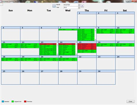 microsoft access calendar template performance trying to make an efficient calendar in