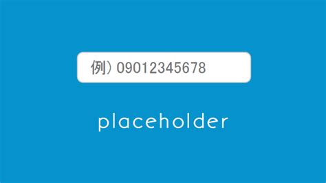 placeholder color cssで入力フォームのうっすらと見える文字 placeholder属性 の色を変える方法 delaymania