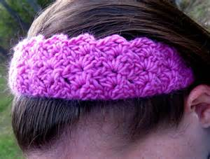 free patterns and on flower hair mountain mama crochet head band free pattern