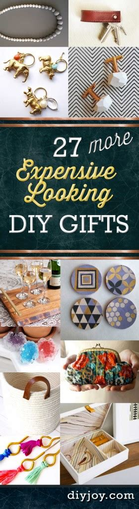 expensive christmas gift ideas 27 more expensive looking inexpensive gifts