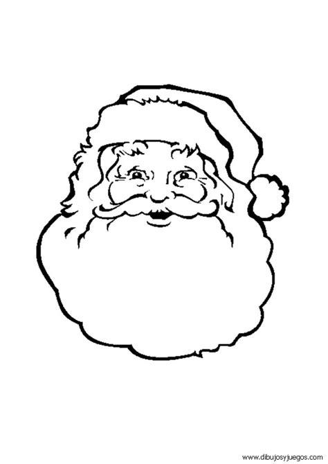 imagenes de santa claus trackid sp 006 dibujos papa noel cara 006 dibujos y juegos para pintar