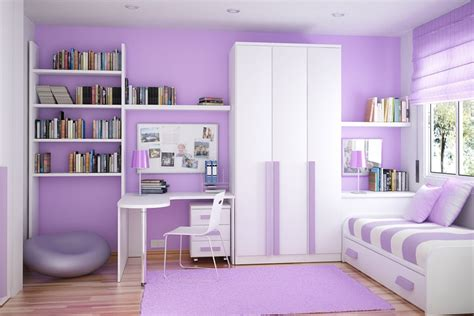 decorations beautiful color for room with purple wall