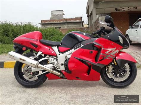 Used Suzuki Hayabusa Used Suzuki Hayabusa 2005 Bike For Sale In Islamabad