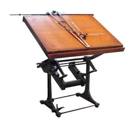 Drafting Table For Architects Vintage Drawing Board Home Decor Pinterest Vintage Vintage Drawing And Drawings