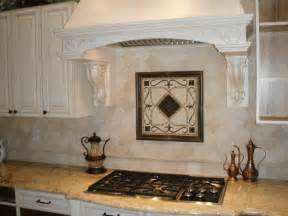Tile Accents For Kitchen Backsplash by Kitchen Backsplash Mosaic And Metal Accent Mural