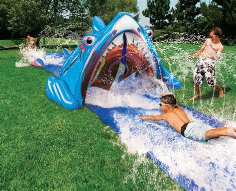 backyard slip and slide your backyard is not complete without these amazing products