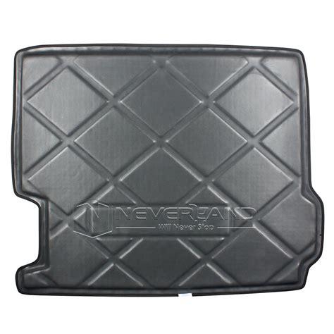 bmw x3 rubber boot mat car trunk tray boot liner cargo mat floor for bmw x3 2011