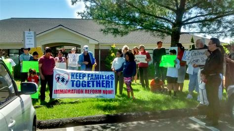 Social Security Office Harrisonburg Va by Protests Against Pending Deportation In Harrisonburg