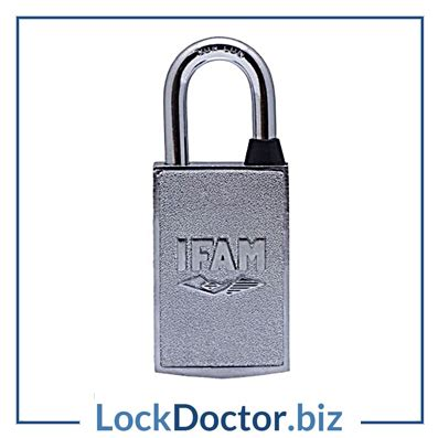 kmipmag40 ifam magnetic 40mm padlock lock doctor