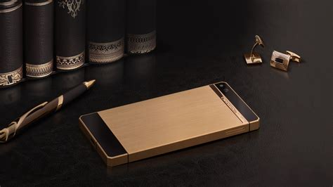 Regal Gold by Luxusn 237 Smartphone Gresso Regal Gold Luxurio Cz