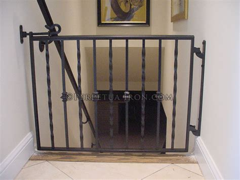Interior Iron Gates by Crafts Interior Iron Gates