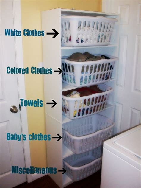 Pinterest Laundry Basket Solutions Laundry Baskets Laundry Solutions