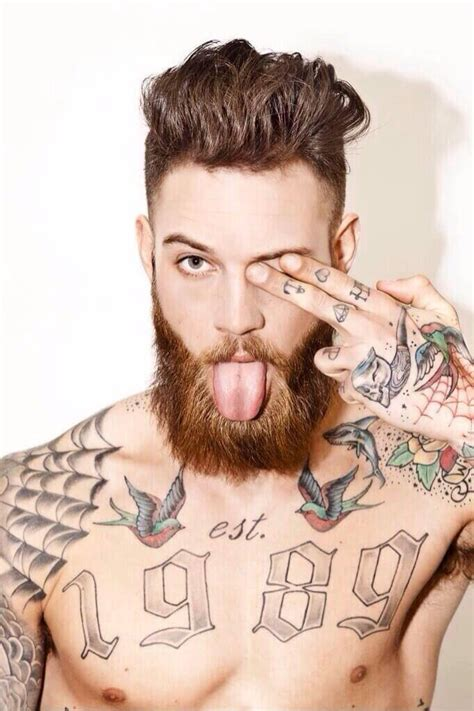 tattoo of the year photo 10 beard styles for 2017 part 9