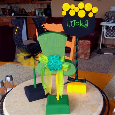 wooden st s day crafts 8 best images about st s day on o brian butter and leprechaun