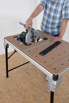 convert portable circular saw to table saw convert your circular saw into a table saw table saw