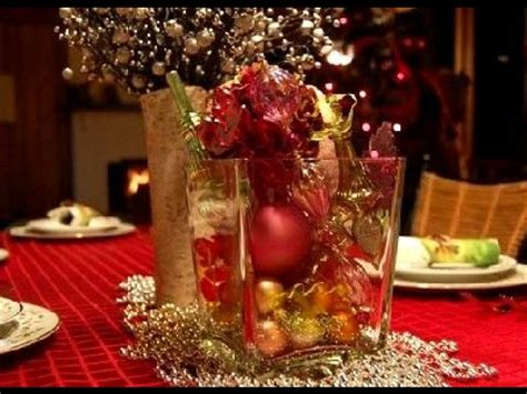 Deco Table De Noel Pas Cher A Faire Soi Meme by Faire Un Centre De Table Pour No 235 L