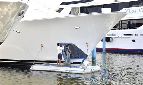 boat detailing jobs exterior and detailing cleaning laundry for yacht boat