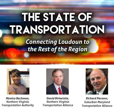 event detail visit loudoun what to do in northern va policymaker series state of transportation mar 16