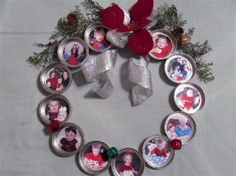 ideas  photo wreath  pinterest mason jar