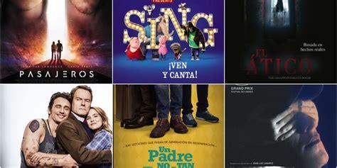 cartelera de cune estrenos de pel 237 culas cartelera 23 de diciembre