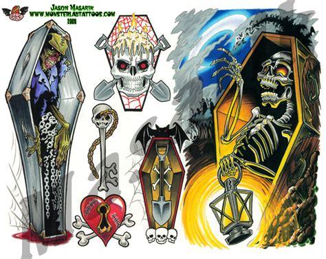 tattoo ink on sheets tattoo flash sheet 7 by jasonmas deviantart com on