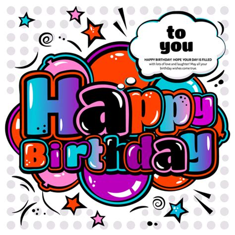 Happy Style by Styles Happy Birthday Design Vector 10 Free