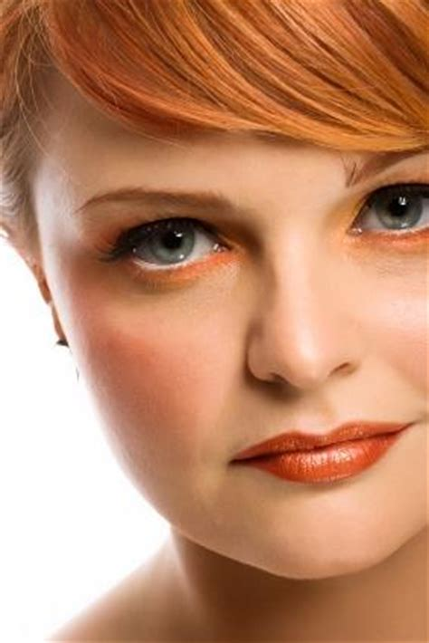 best haircolor combinations for woman with hazel eyes best eye shadow for green eyes and red hair lovetoknow