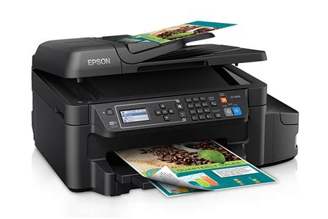 Printer Epson Ecotank epson workforce et 4550 ecotank all in one printer inkjet printers for work epson us