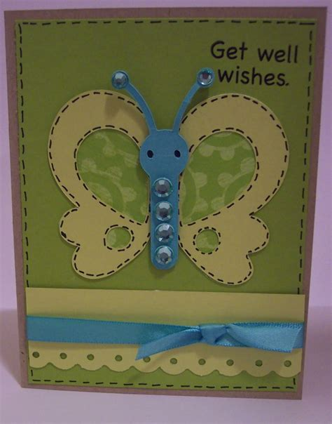 Get Well Handmade Cards - 17 best images about handmade get well cards on
