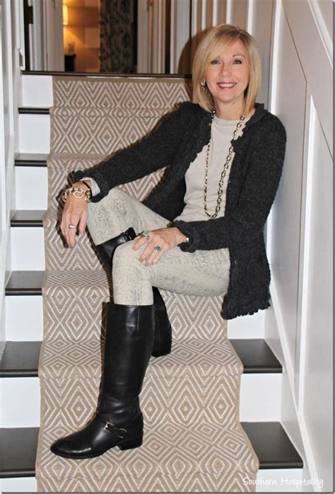 Stylish Guru Over 50 Pintrest | fashion over 50 sweaters for women artsy and black