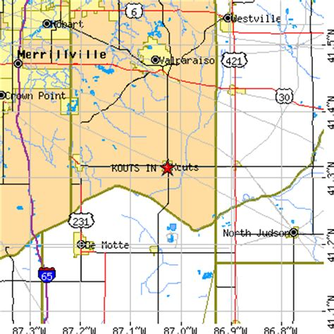 zip code map valparaiso indiana kouts indiana in population data races housing
