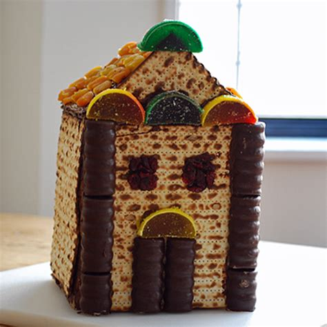 passover crafts a matzo house craft for for passover popsugar
