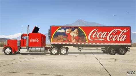 truck on coca cola truck v1 1 for gta 5