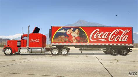 truck on coca cola truck v1 1 for gta 5