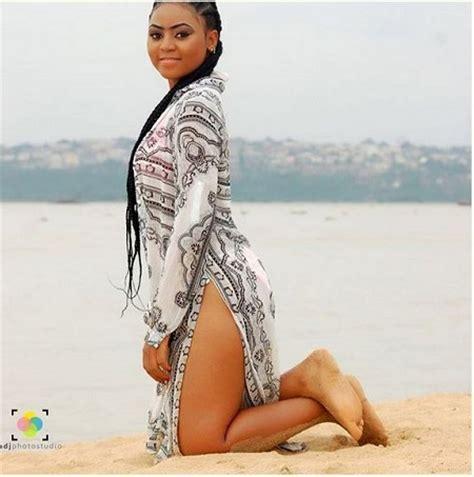 regina daniels nollywood actress pictures nollywood actress regina daniels rocks bikini for her