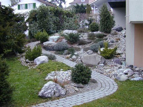 Bilder Steingarten