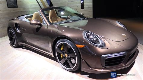 porsche 911 turbo s interior 2017 porsche 911 turbo s exclusive edition exterior and