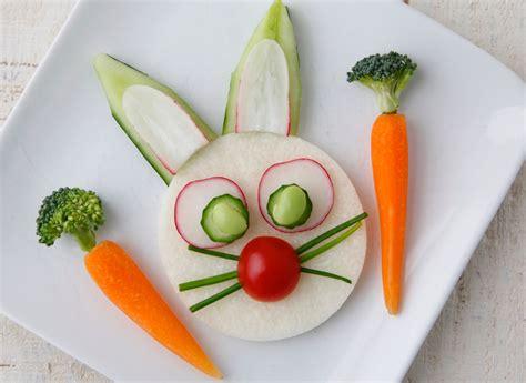 Veggie By Veggie veggie bunnies weelicious