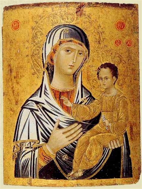 madonna della consolazione madonna della consolazione icone mariane sicilia