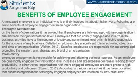 employee engagement dissertation employee engagement thesis 28 images employee