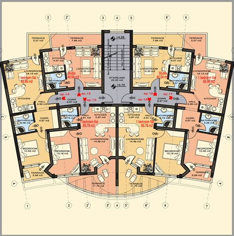 Apartments Floor Plans Design | apartments penthouse apartment floor plans pre launch