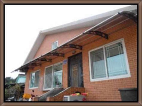 Do It Yourself Aluminum Awnings by D I Y Do It Yourself Type Awning That Anyone Can Set Up