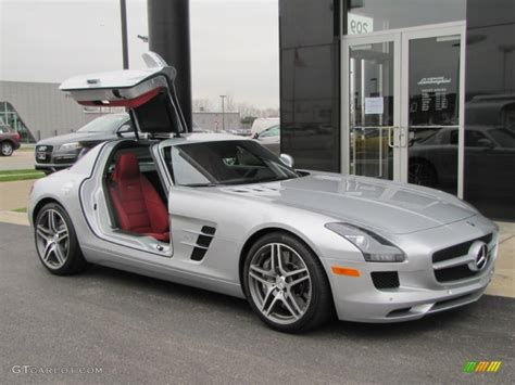 2011 iridium silver metallic mercedes sls amg 57094928 gtcarlot car color galleries