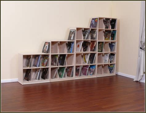 How To Build A Record Cabinet by Vinyl Record Cabinet Storage Home Design Ideas