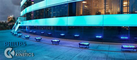 philips color kinetics philips color kinetics led lighting systems