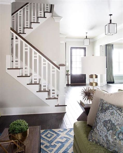 indoor banister 25 best ideas about wood stair railings on pinterest banister rails stair banister