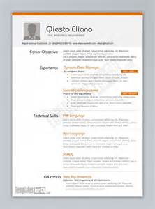 Amazing Resume Templates by Amazing Collection Of Free Cv Resume Templates