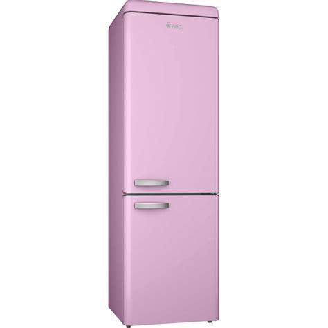 Standing Freezer Sharp swan retro sr11020pn free standing fridge freezer in pink