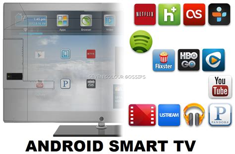 android smart tv make your hd tv an android running smart tv for just 50 sevencolourgossips